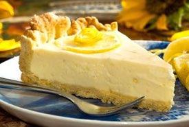 Freshly Baked Lemon Pie