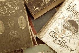 Old Fashioned Cookbooks