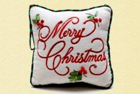 Pine Needle Pillow