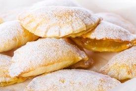 Raisin Filled Sugar Cookies