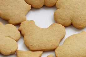Cut Out Shortbread Cookies