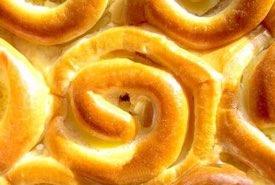 Southern Butter Roll Dessert