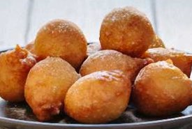 Traditional Spanish Fritter Puffs