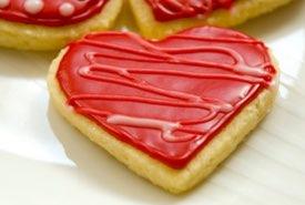 Valentine Cut Out Cookie Recipe