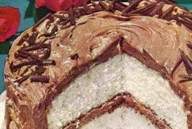 White Layer Cake