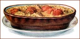 Vintage Tomato And Corn Pudding Recipe