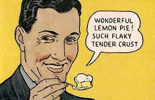 Wonderful Lemon Pie